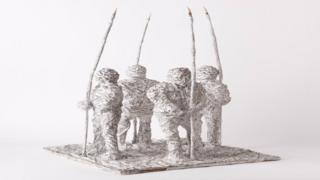 Dumfries sculpture