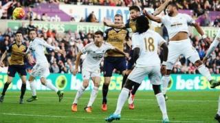 Abertawe v Arsenal