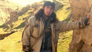 Petempur muda ISIS