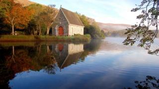 st Finbarr's Pilgrim Path, Co. Cork