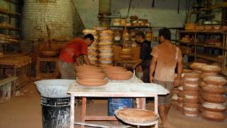 ظروف چینی محصول تاجیکستان
