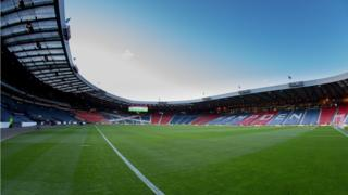 Hampden will be the only venue where alcohol will not be sold