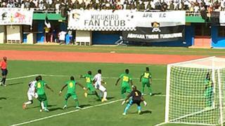 Yanga and TP Mazembe