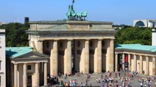 أحد المواقع الأثرية في ألمانيا