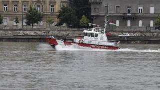 عملیات جستجوی روی رود دانوب