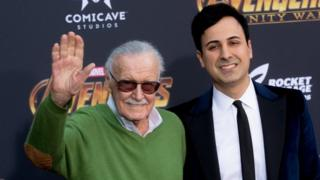 Stan Lee: Ex-manager of comic book legend charged with elder abuse
