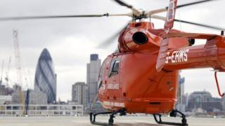 The London Air Ambulance