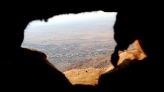 منتطقه درگیری در عراق