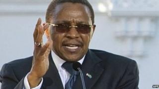 Rais wa zamani wa Tanzania Jakaya Mrisho Kikwete