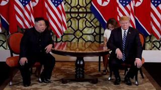 Kim Džon Un i Donald Tramp samit u VIjetnamu