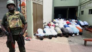 श्रीलंका में हिंसा, कैंडी में मुसलमानों पर हमला