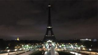 Eiffel qülləsi