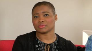 Leukaemia sufferer May Brown