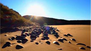 Redpoint beach Gairloch