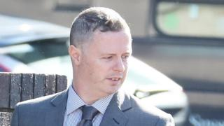 Robert Rangeley was given an eight month suspended prison sentence