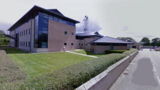 Inverness police headquarters