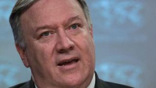 وزیر خارجه آمریکا دست داشتن ایران در حوادث هفته گذشته در خلیج فارس را محتمل دانسته است