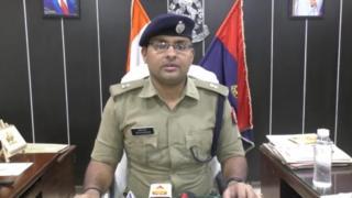 Senior Uttar Pradesh police official Abhinandan Singh