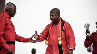 Joao Lourenço met fin à l'ère Santos après 38 ans de règne en Angola