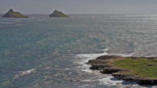 Isla de Molokai, Hawái
