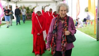 Atwood and the handmaids