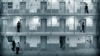 Beveren Prison cells