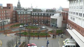 Jubilee Wing at Leeds General Infirmary
