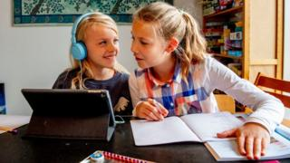 Before the pandemic covid-19 and the closing mass of educational institutions, the nordic countries have released educational tools online.