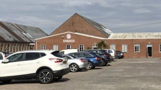 STADCO in Shrewsbury
