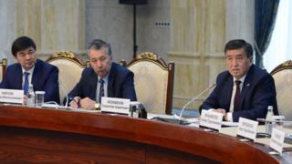 Фарид Ниязов, Мукамбет Абылгазиев