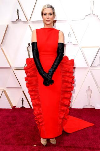 Kristen Wiig sur le tapis rouge