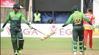 पाकिस्तान, झिम्बाब्वे, वर्ल्ड रेकॉर्ड, क्रिकेट, खेळ
