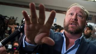 Alex Jones has already been banned from Twitter