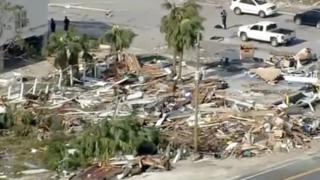 الإعصار مايكل