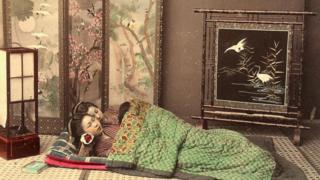 Японська спальня