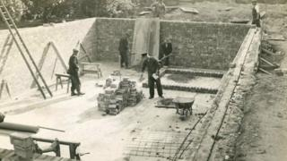 Building Lincoln Cathedral's water tank