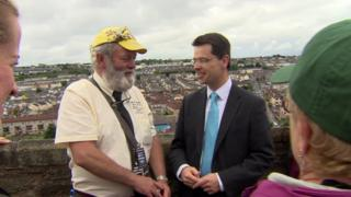 James Brokenshire and John McNulty