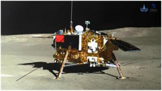 Зонд китайської місії Чан'е-4