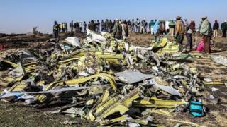 Ethiopian airlines, Boeing, vol, crash