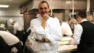 El chef Daniel Humm