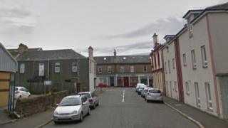Hill Street in Ardrossan