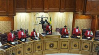 Gabon, Cour constitutionnelle