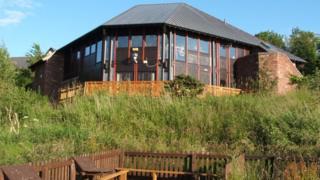 Montrose Basin visitor centre