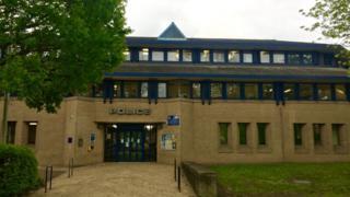 Colchester Police Station