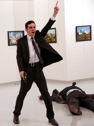 Asesino de Andrei Karlov