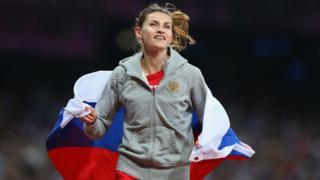 La championne avait remporté l'or aux JO de Londres en 2012