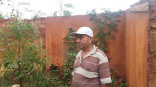 O aposentado José Carlos Honorato