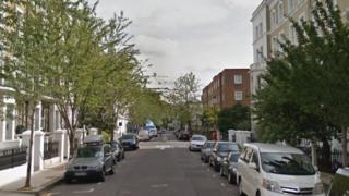 Cathcart Road, Kensington