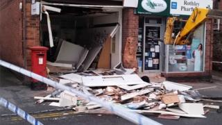 Rothley Post Office
