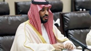 Suudi Arabistan'ın Veliaht Prensi Muhammed Bin Salman